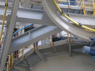 konstrukcje stalowe - dostawa i montaż