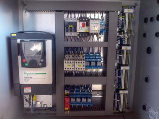 Usługi elektroinstalacyjne, automatyka przemysłowa
